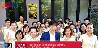Kết quả hình ảnh cho Top 10 dịch vụ thành lập công ty tại Đà Nẵng uy tín nhất