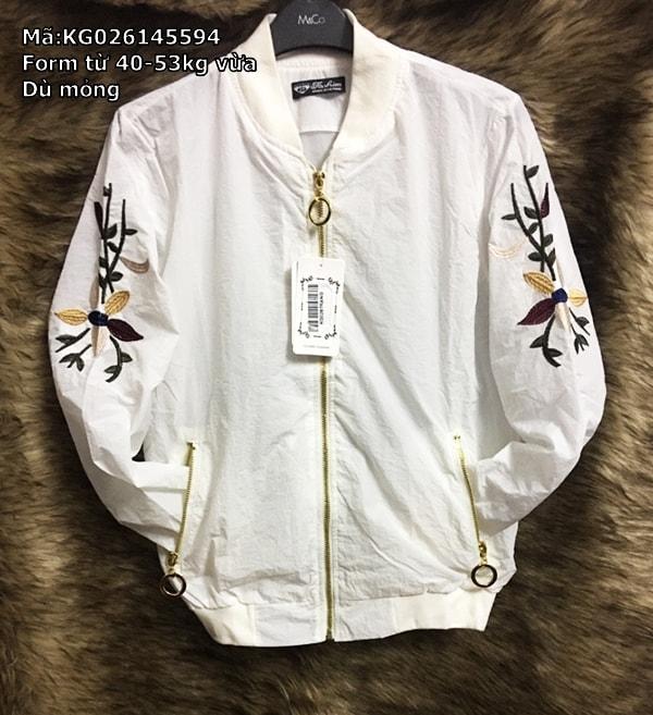Xưởng may áo khoác ANN (bosiquanao.net)