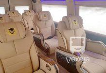 Xe đi Tam Đảo từ Hà Nội: Nhật Nam limousine