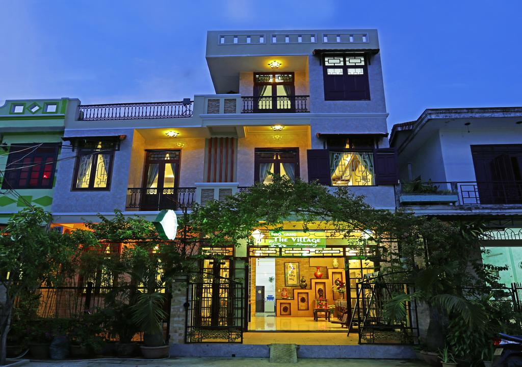 the village homestay hội an