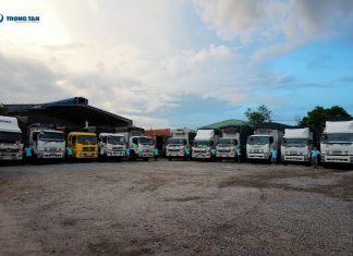 công ty vận chuyển hàng siêu trường siêu trọng tại tphcm Trọng Tấn