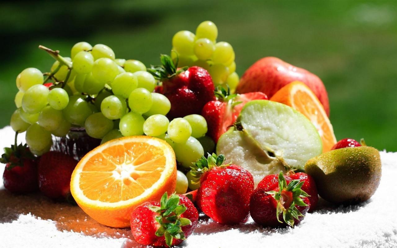 Điểm danh 20 loại trái cây tốt cho bà bầu