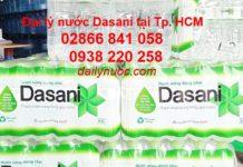 Đại lý nước DASANI tại Tp.HCM