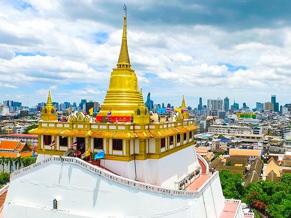 Chùa Wat Saket